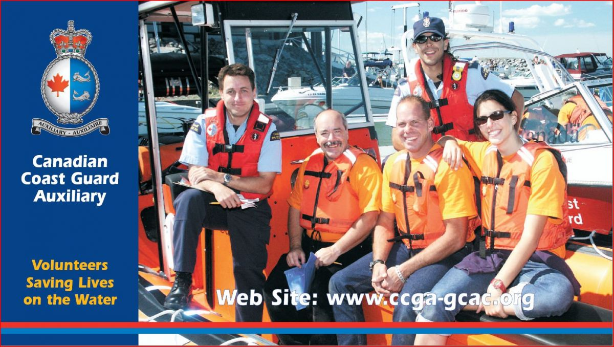 Coast Guard Auxiliary